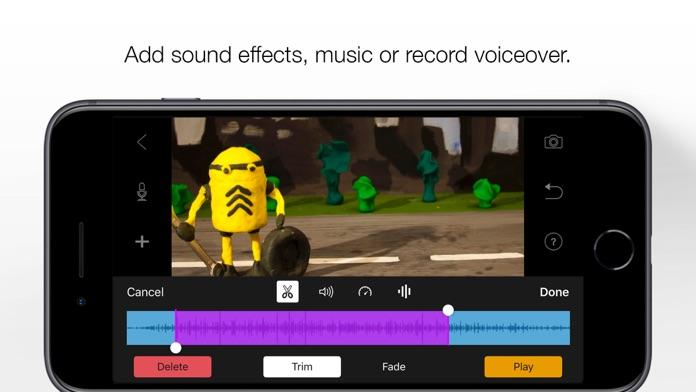 Stop Motion Studio Screenshot