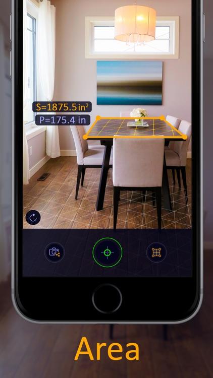 Ruler App + AR Tape Measure screenshot-3