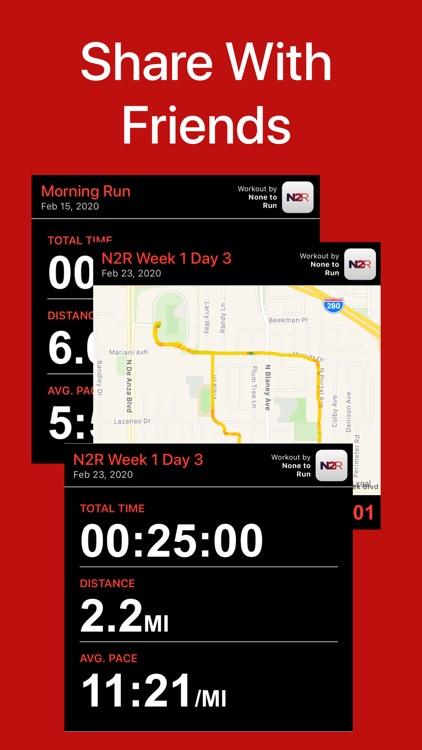 None to Run: Beginner, 5k, 10K screenshot-6