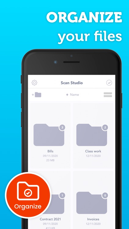 PDF Scanner - Scan Studio Pro screenshot-7