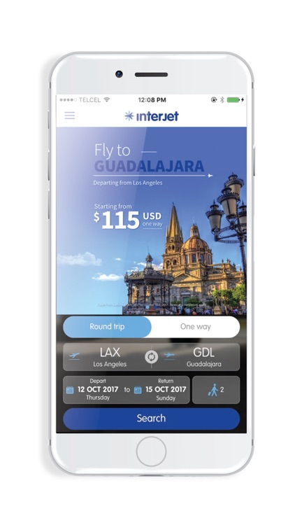 Interjet screenshot-0