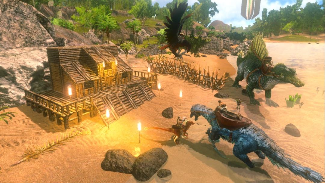 ARK: Survival Evolved - Online Game Hack and Cheat | Gehack com