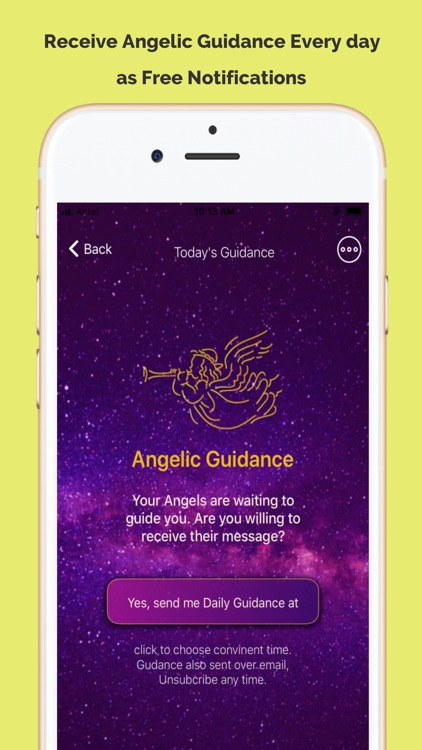 Angel Energy Cards screenshot-4