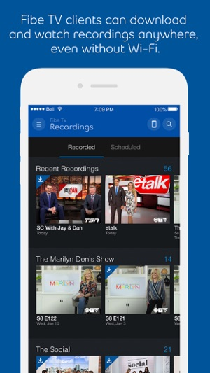 Canada Streaming TV Websites, Hardware Mobile Apps and TV ...