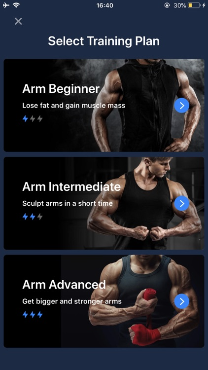 Arm Workout screenshot-0