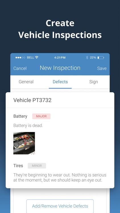 KeepTruckin Driver — ELD screenshot-4