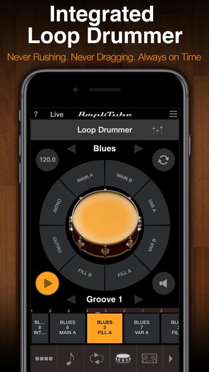 AmpliTube Orange screenshot-4