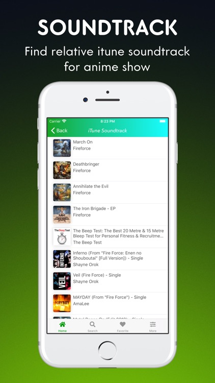 Anime TV - Cloud Shows Apps screenshot-4