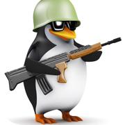 战斗企鹅:大战雪人