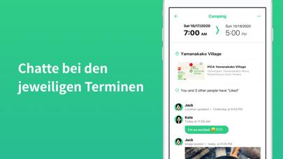 TimeTree: Gemeinsamer KalenderScreenshot von 4