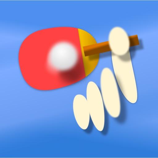 手のひら ピンポン|卓球