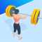 App Icon for Weight Runner 3D App in Russian Federation IOS App Store