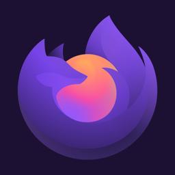 Ícone do app Firefox Focus: Privado. Rápido