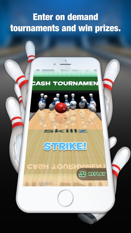 Strike! Real Money Bowling screenshot-2