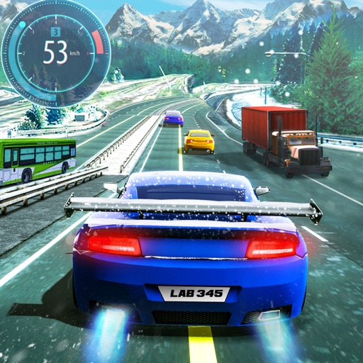 Traffic Racer Car Driving Game