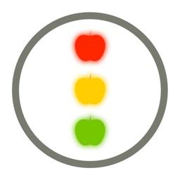 my Food Traffic Lights