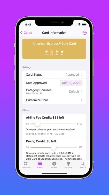 CardPointers: Maximize Rewards screenshot-8