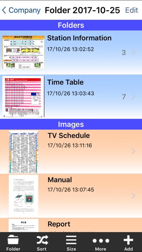 RectAce (High-Quality Scanner) App 截图