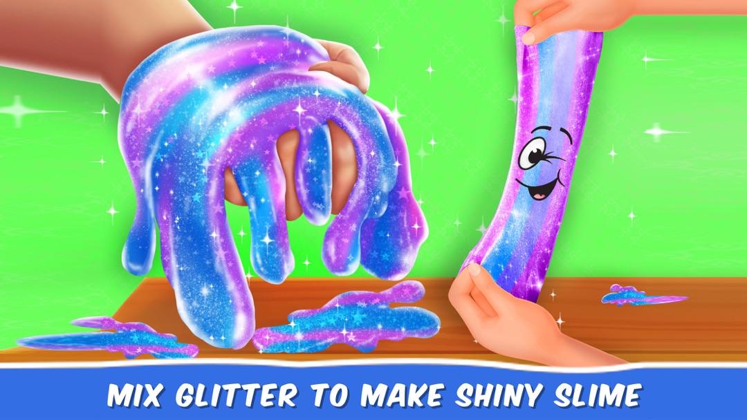 DIY Slime Maker Glitter Game Online Hack Tool