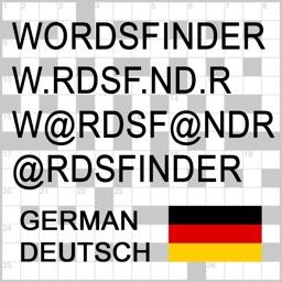 Deutsch/German Words Finder