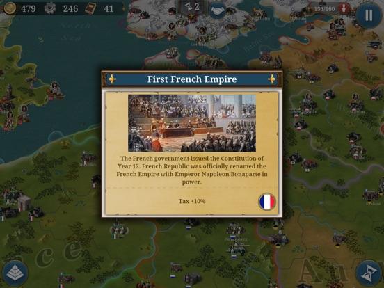 European War 6: 1804 Screenshots