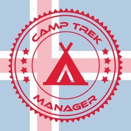 Camp Trek Manager - Iceland