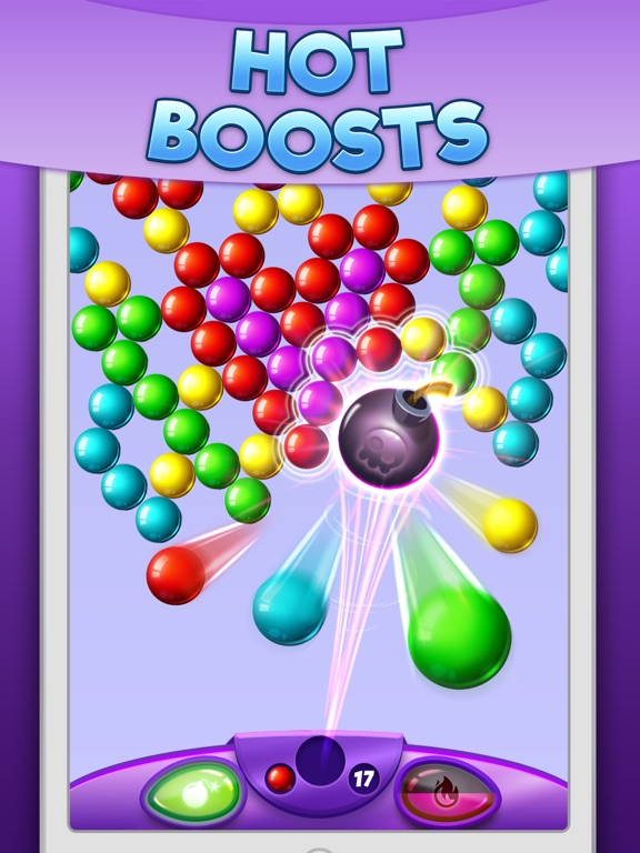 Игра Bubble Drop Fever
