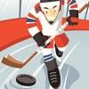 桌上冰球游戏 - 趣味桌球模拟对抗