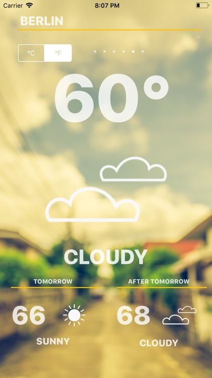 Weather - Global Forecast screenshot-6