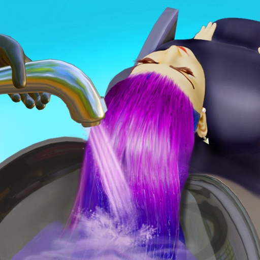 Hair Dye! free software for iPhone and iPad