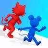 ネコとネズミ - iPadアプリ