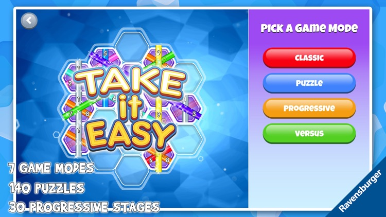 Take It Easy screenshot-1