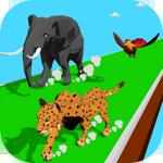 Animal Transform:Epic Race 3D на пк