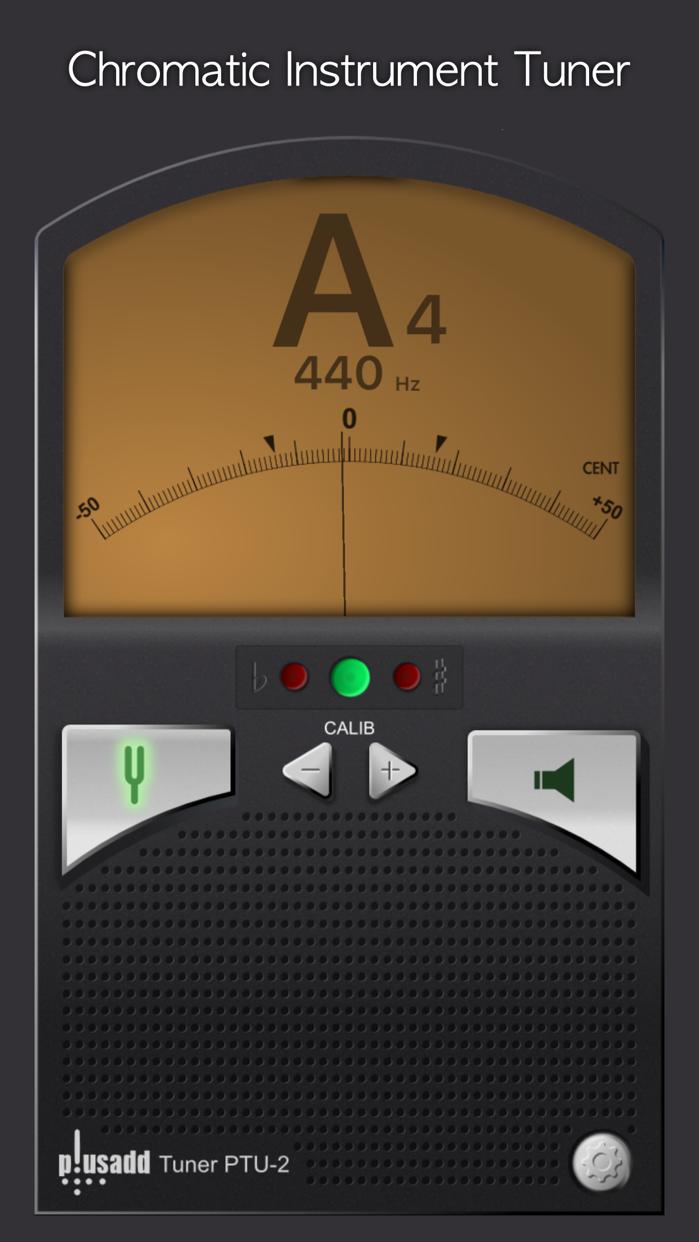 Tuner Lite by Piascore Screenshot