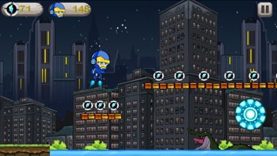 HERO SUPER JET BOY SHOOTER Screenshot 5