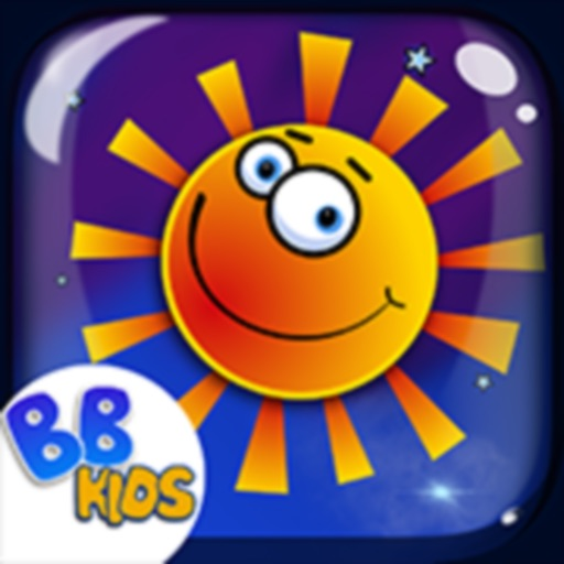 Solar Family by BubbleBud Kids