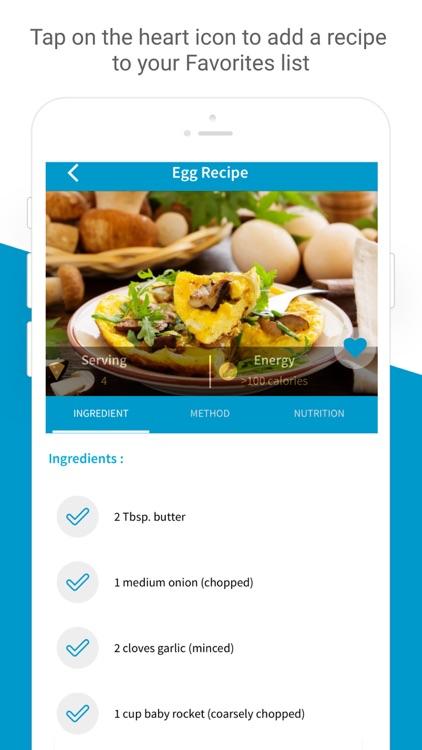 Mediterranean Diet & Recipes screenshot-3