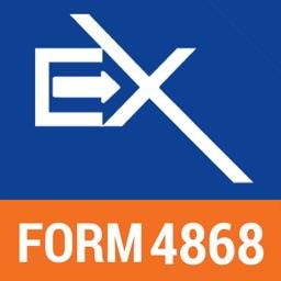 E-File Form 4868