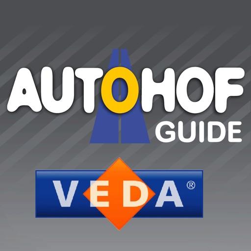 AUTOHOF GUIDE mit VEDA KOMPASS iOS App