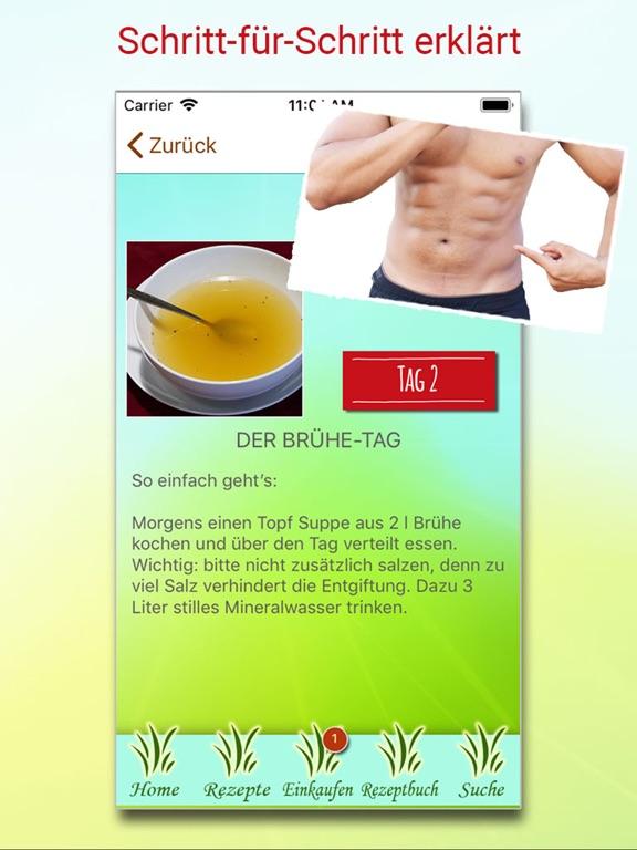 Blitz Diät - Schnell abnehmen screenshot 8