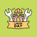 Labor Day Stickers !