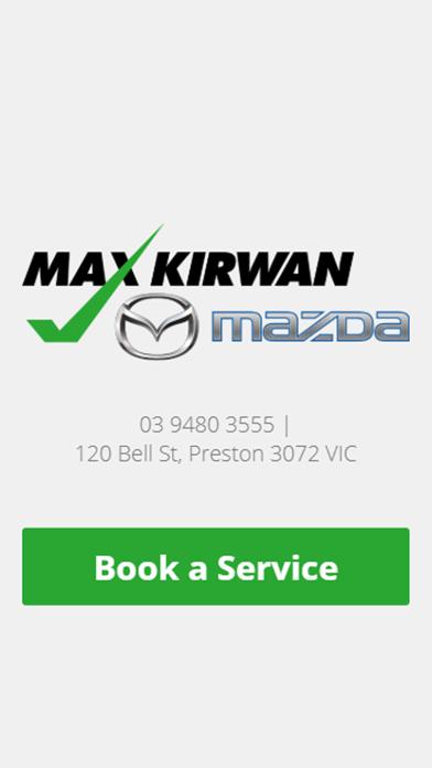 点击获取Max Kirwan Mazda Service