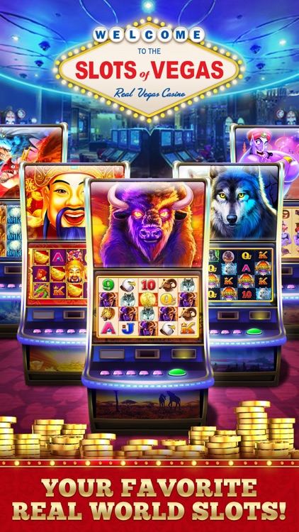 Slots of Vegas - Slot Machine screenshot-4