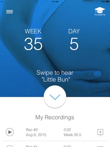 BabyScope Écoutez bébé coeur
