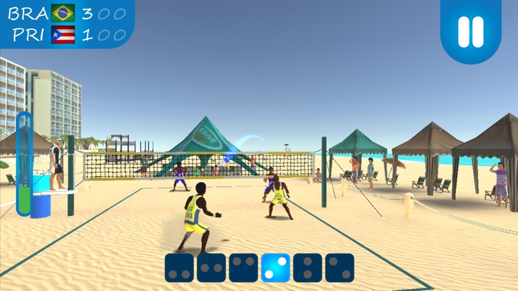 VTree Beach Volleyball