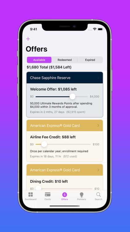 CardPointers: Maximize Rewards screenshot-5