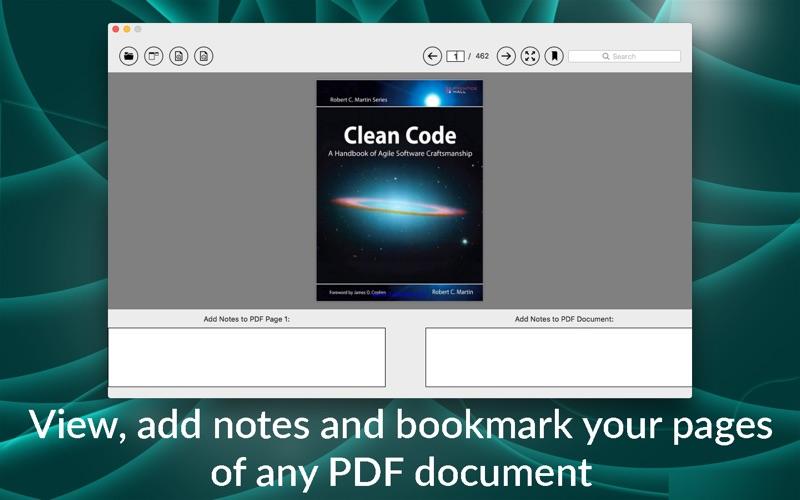 Zapit PDF Reader for Mac