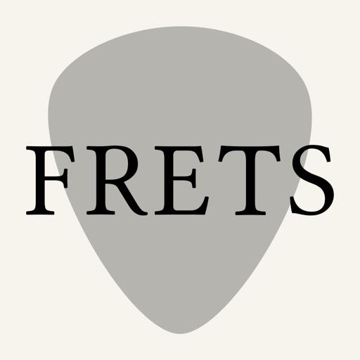 Frets - unlock the fretboard
