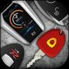 汽车钥匙和发动机的声音