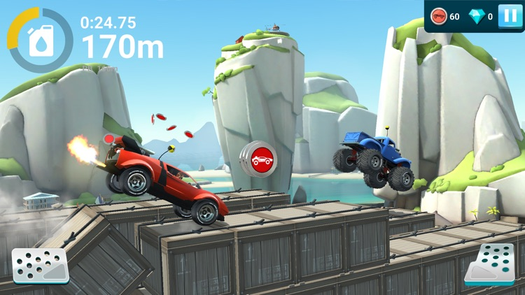MMX Hill Dash 2 - Race Offroad screenshot-3